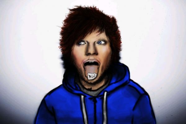 Ed Sheeran by mrkit